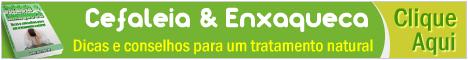 Ebook: Cefaleia & Enxaqueca - Dicas e conselhos para um tratamento natural